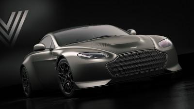 Last Aston Martin Vantage V12 revealed