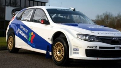 Prodrive Reveals Gronholm-Piloted Impreza For Rally Of Portugal