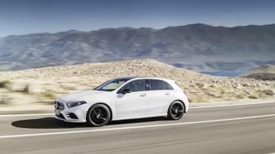 2018 Mercedes-Benz A-Class Revealed Ahead Of Geneva Debut