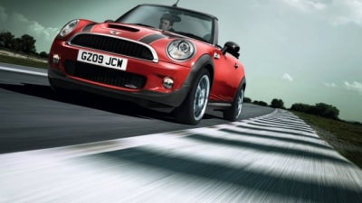 2010 MINI John Cooper Works Cabrio Now Available In Australia