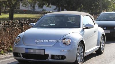 2013 Volkswagen Beetle Cabriolet Due For Beijing Debut: Report
