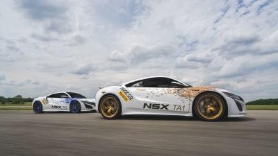 Honda NSX To Make North American Racing Debut At Pikes Peak Hill Climb