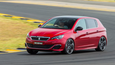 Peugeot 308 GTi Automatic Not a Priority