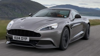 Aston Martin DBS And Vanquish Recalled For Seat Wiring Fix
