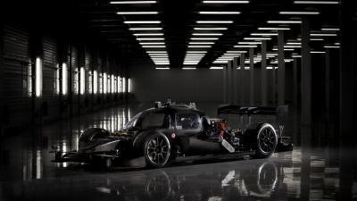 This Isn't Scalextric - It's A Real Autonomous Race Car