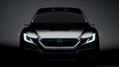 Subaru Shows Next-Gen WRX Concept Ahead Of Tokyo Motor Show