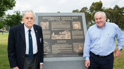 Australian Grand Prix Given 'Permanent Home' At Albert Park