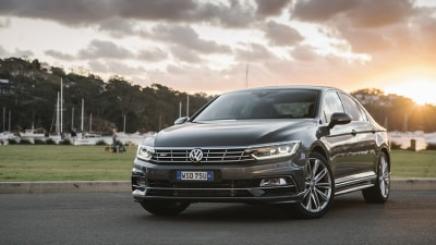 Volkswagen Passat - 2016 Price And Features For Australia