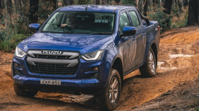 2021 Isuzu D-Max LS-M review
