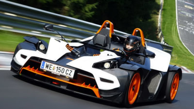 2017 KTM X-Bow - Price And Features For Australia