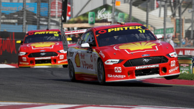 Motorsport: Perfect debut for Ford Mustang
