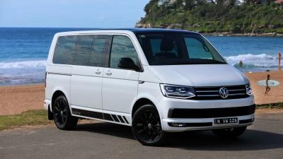 Volkswagen reveals Multivan Black Edition