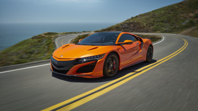 Honda reveals updated NSX