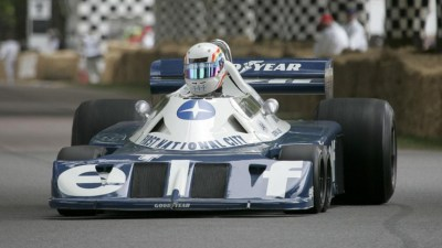 Six-Wheeled F1 Classics To Gather At Goodwood