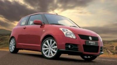 Suzuki Swift Sport gets standard ESP