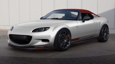 2015 Mazda MX-5 Could Get 1.3 Turbo Engine: Report