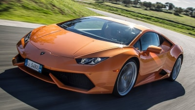 Lamborghini Huracan On Sale In Australia