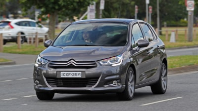 Citroen C4 Exclusive Review – Smart, Packed With Features, But A Tad Lazy