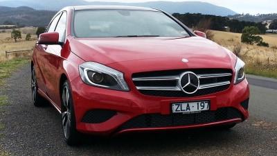 2013 Mercedes-Benz A-Class Launch Review