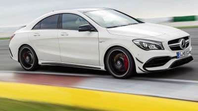 2016 Mercedes-Benz CLA And CLA Shooting Brake Updates Detailed
