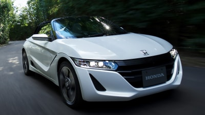 Honda S660 Ruled Out...But Brio BR-V A Chance