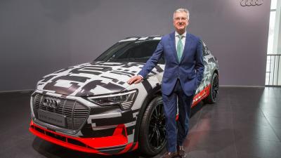Audi chairman Rupert Stadler steps down