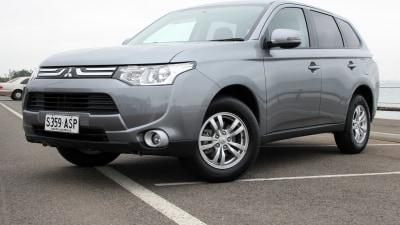 2013 Mitsubishi Outlander ES Petrol 4WD Review