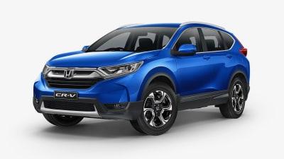 Honda adds cheaper seven-seat CR-V option