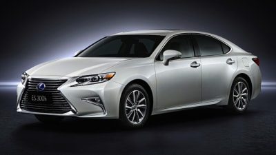 Lexus ES350 Recalled For Brake Actuator Amendment