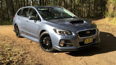 2016 Subaru Levorg REVIEW: The Rex With A Bigger Booty