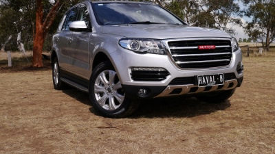 2016 Haval H8 Premium AWD Review | Not Bad, But A Few 'Loose Ends'