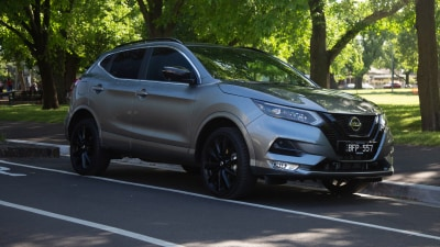 2020 Nissan Qashqai Midnight Edition review