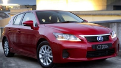 Tested: Lexus CT200h Prestige hybrid hatch