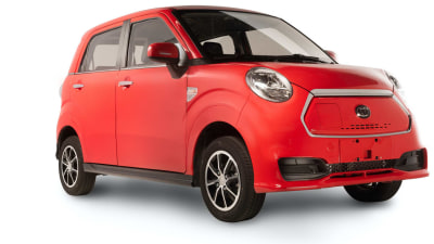 Is this the world's cheapest electric car?
