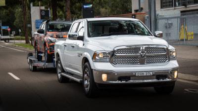 Ram pickup sales skyrocket in Australia