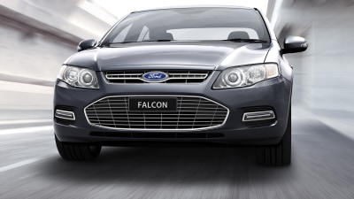 Future Ford Falcon Confirmed At AIMS