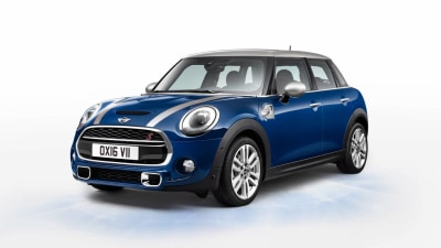 Mini Seven Special Edition Returns To Australia