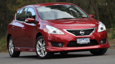 2013 Nissan Pulsar SSS Manual Hatch Review