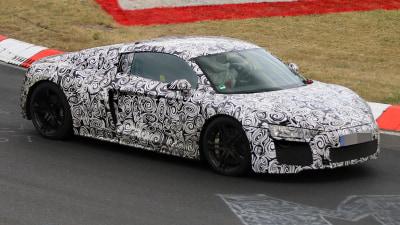 2016 Audi R8: Diesel, Electric Versions Locked In - Report