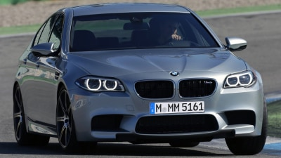 2013 M5: Australian Price And Features Revealed, Competition Pack Standard