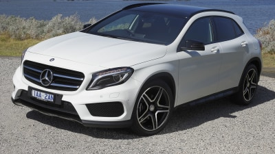 Mercedes-Benz GLA Supply Shortage To Constrain Sales