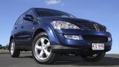 Ssangyong announce new improved Euro IV Kyron