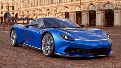 Pininfarina Battista electric hypercar coming to Australia in 2022