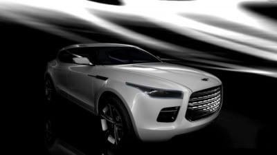No Hybrids For Aston Martin, Lagonda A Different Story