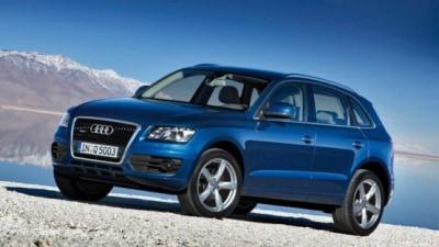 Audi Q5 Hybrid Tipped For 2011