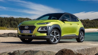 Hyundai Kona updated for 2019