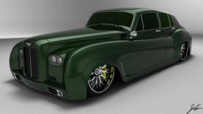 Bentley Boys S3 E Design Concept