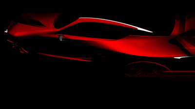 Lexus Teases Gran Turismo 6 Vision Concept