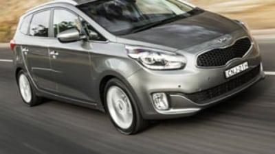 Kia Rondo SLi new car review