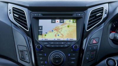 Hyundai Adds Three Years Free Mapping To i30 Hatch, i40 Sedan